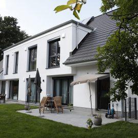 Bereits Verkauft !!! Hochwertige Architekten Doppelhaushälfte in begehrter Lage von HH-Lemsahl!!!