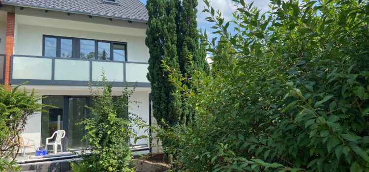 Modernes, saniertes Komfort-Endreihenhaus mit viel Platz für die ganze Familie am Nordwestrand Hamburgs